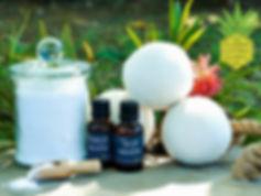 chemical free DIY laundry powder - NO soap NO borax - The Clean Living Clinic Australia