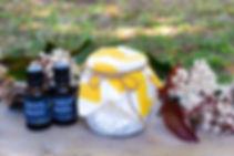 The Clean Living Clinic - Chemical free DIY air deodoriser recipe