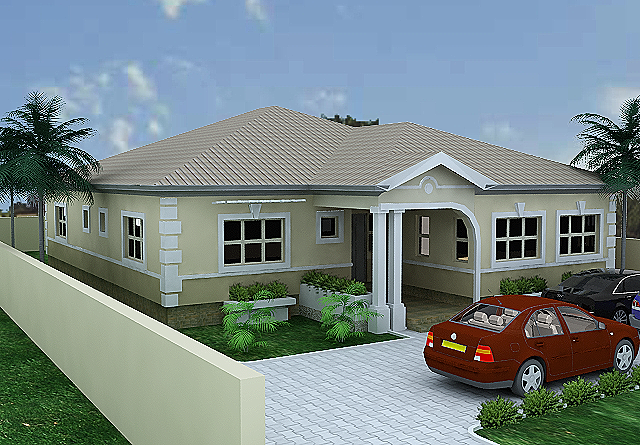 Parliamentary hill estates and property ltd three 3 bedroom bungalow