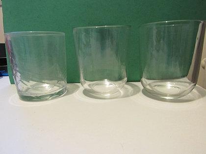 enlever traces blanches sur verres