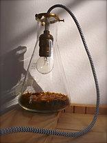 Luminária com vidro químico 1