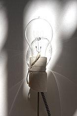 Luminária Nó, detalhe