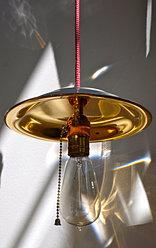 Luminária Prato Ouro