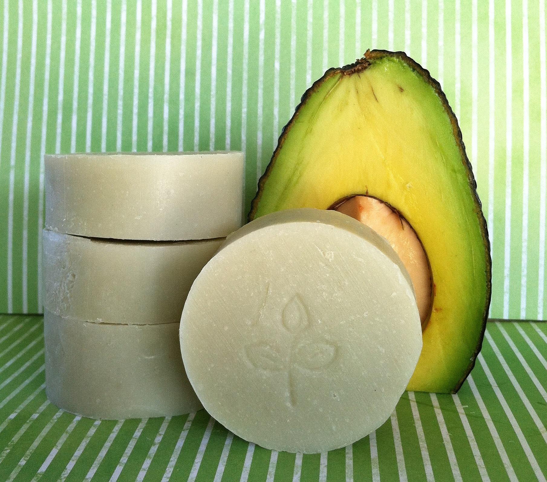 How To Clay Bar >> Dissertation Soap | Avocado & Green Clay Bar