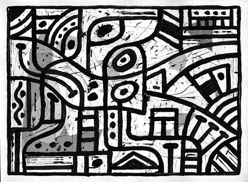 18- Petroglyph Print 18 BW.jpg