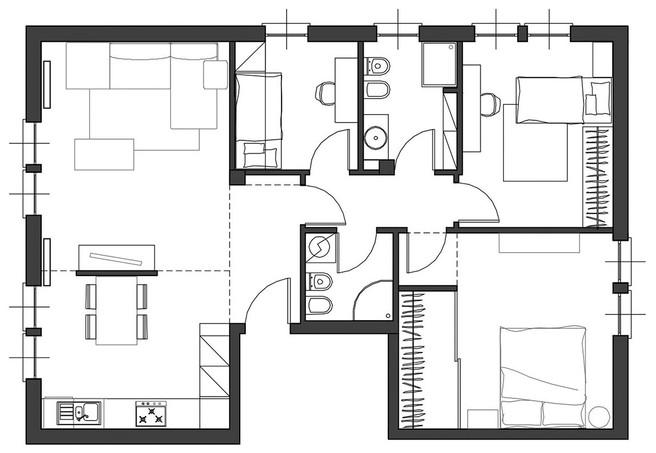 Meglio una casa in legno o in muratura bortoluzzi for Casa legno vs muratura