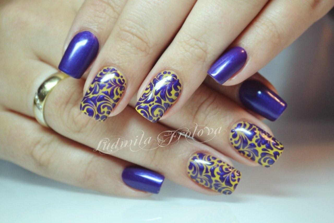 Фиолетовый 76