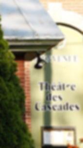 Pointe-des-cascades, théâtre
