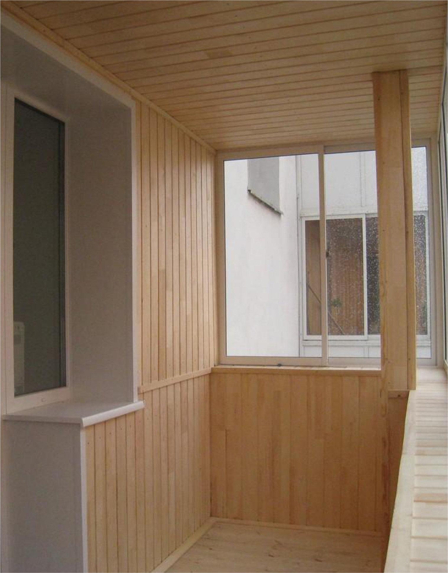 Отделка балкона панелями своими руками фото