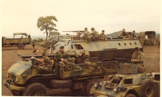 Retribution - Thrilling new book by John Frame set in Rhodesia. | Army ...: retributionbook.wix.com/retribution#!army-vehicles./zoom/c199t...