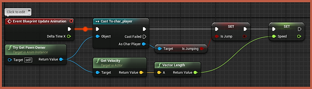 Tutorial creating playable characters in ue4 part 2 trent adding animations malvernweather Images