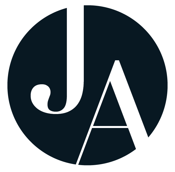 Julia Anjou - Portfolio website