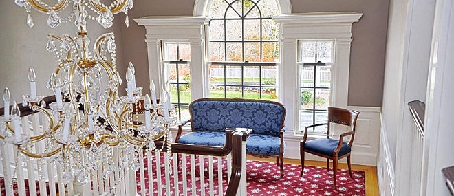 The White House Inn is a bed and breakfast in Southern Vermont.