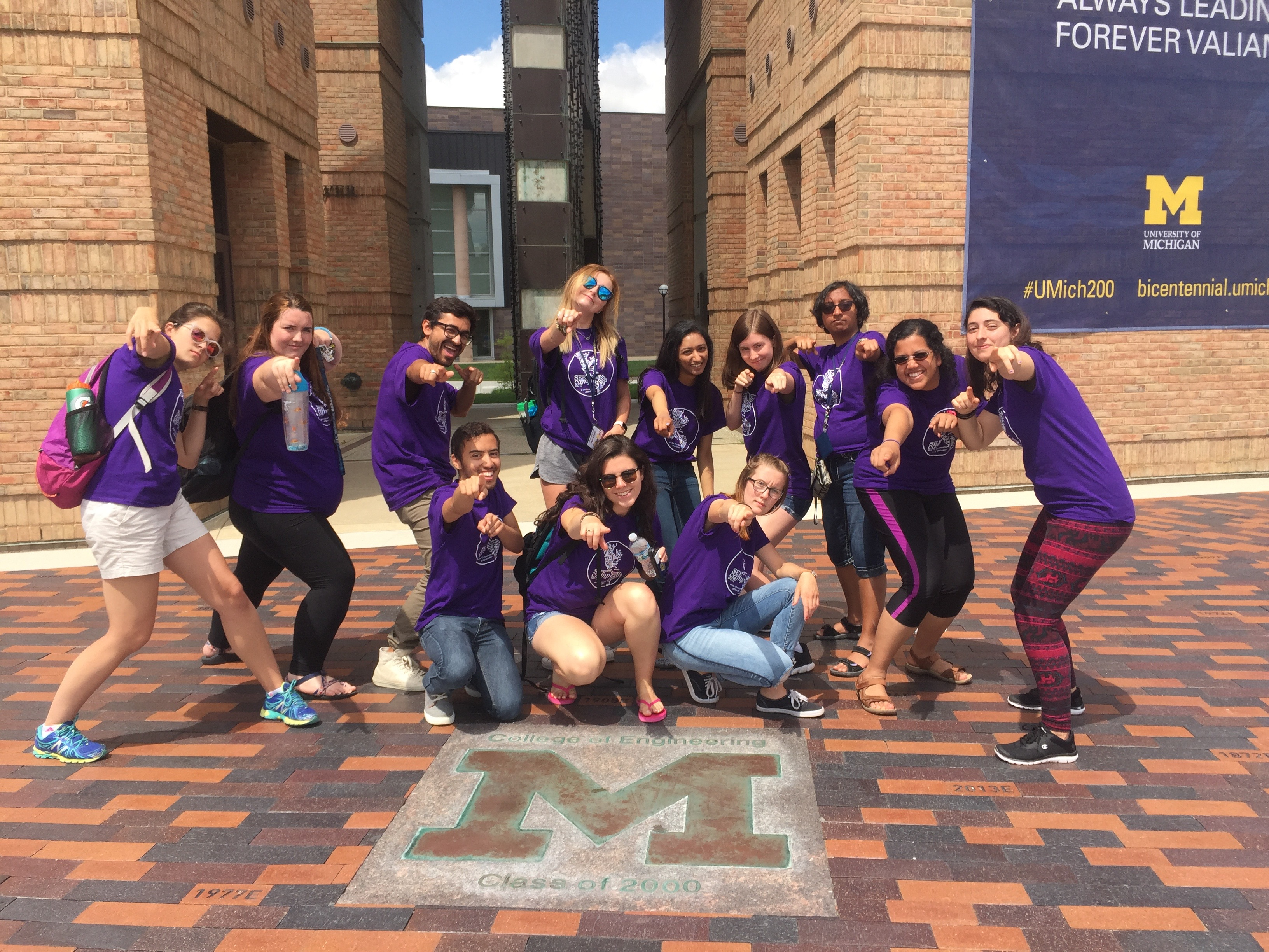 Swe At Umich See Camp
