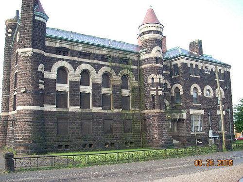 local jail 2010
