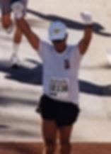 running coach, marathon training