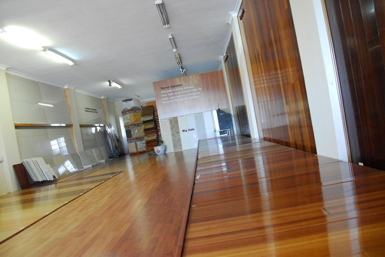 Laminated Flooring Showroom Yagoona