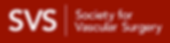 Member Society For Vascular Surgery Logo