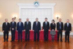 行政長官崔世安與國家科學技術部部長王志剛共同見證《關於建設粵澳青年創新創業基地(