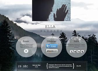 Nouveau Single Template - Partagez vos talents avec le monde grâce à ce template de qualité. Ajoutez vos morceaux et partagez-les en ligne aujourd'hui!