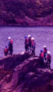 NCS coasteering