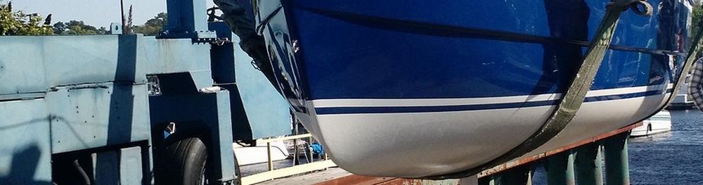 Bottom paint boat myrtle beach sc