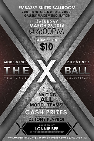 Anniversary X-BALL Competition