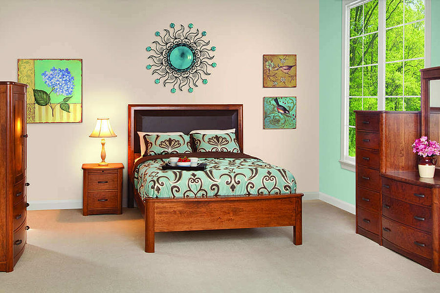 The Amish Home Furniture Gallery Meridian Bedroom Furniture