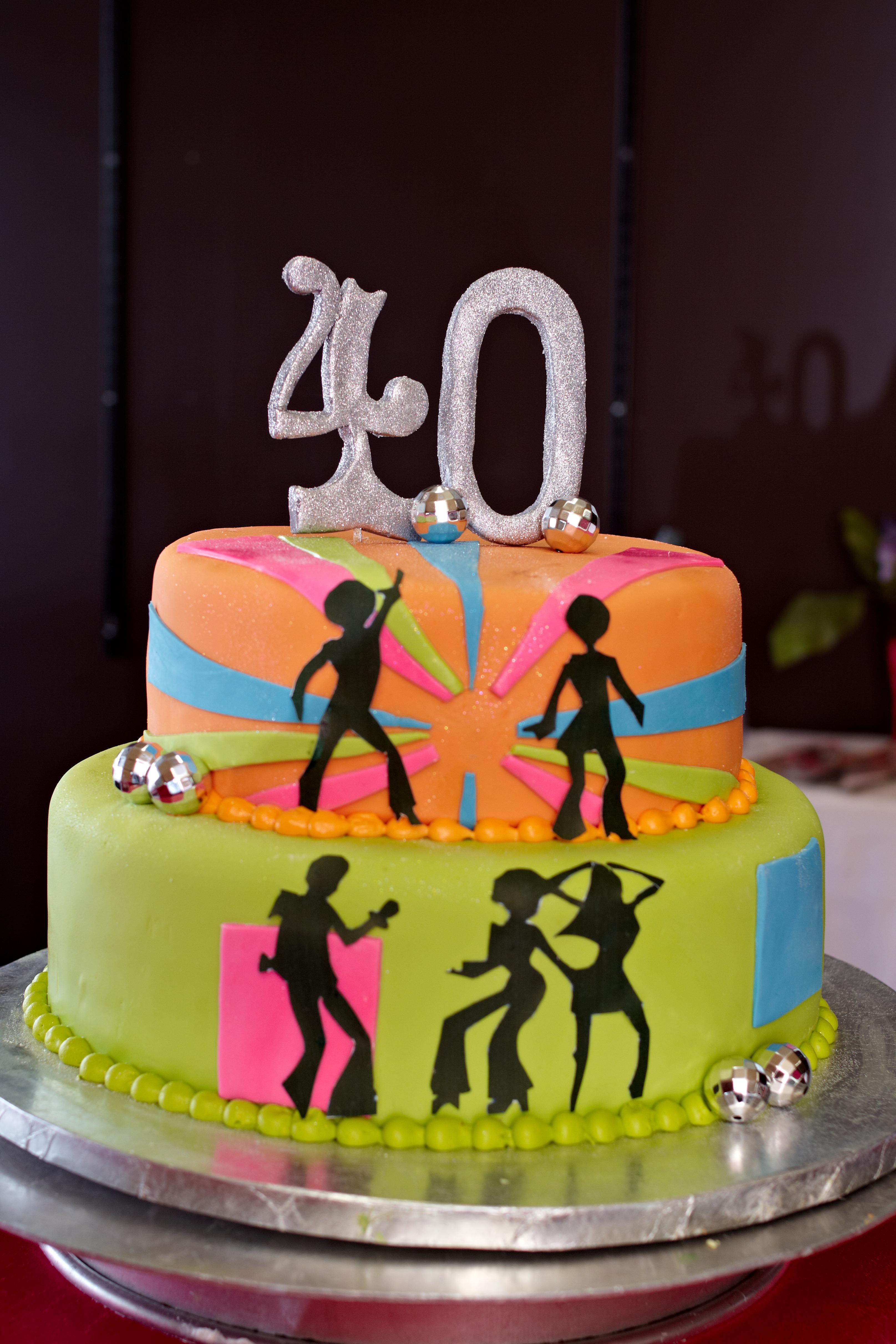 Sweet Birthday Cakes