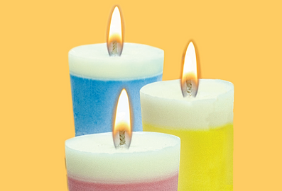 e.g Candles By Ari provides spiritual, aroma therapy, candles, and psychic reading, soy candles,#candlesbyari, #1spirituallifecoach, #whereiscolton, #1yogaman, #1badassmom, #msarimac