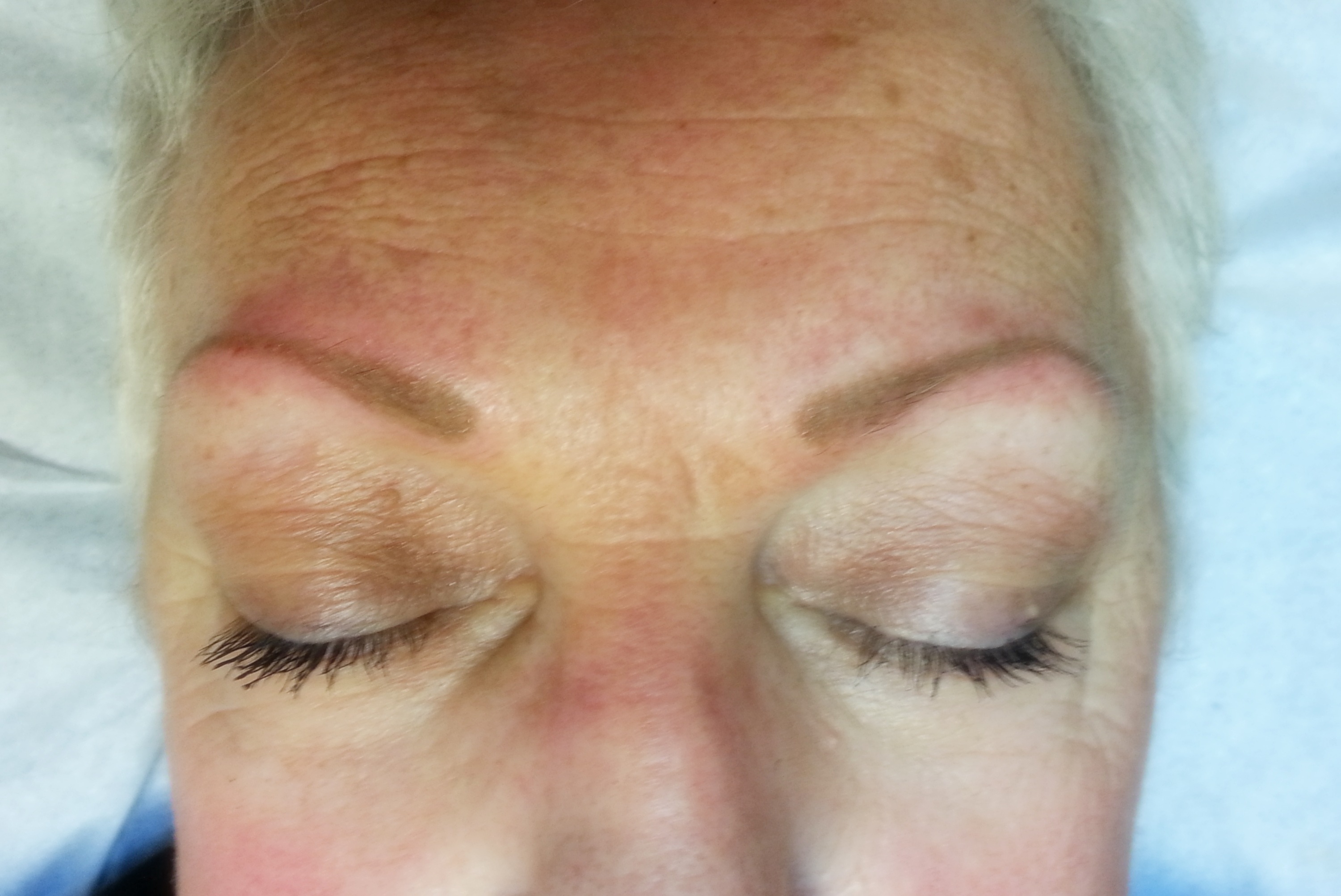 Permanent Eyebrows Colors