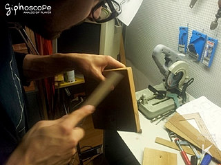 Making of the Giphoscope