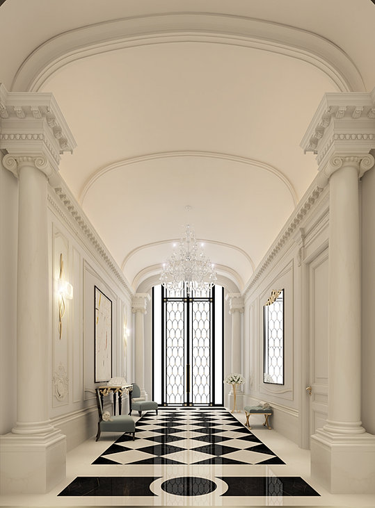 Ions luxury interior design dubai interior design for Top interior design companies in dubai