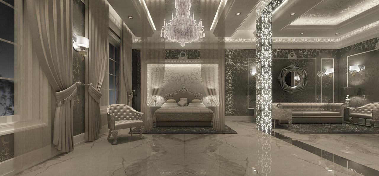 Ions design interior design dubai interior designer uae for Bedroom designs dubai