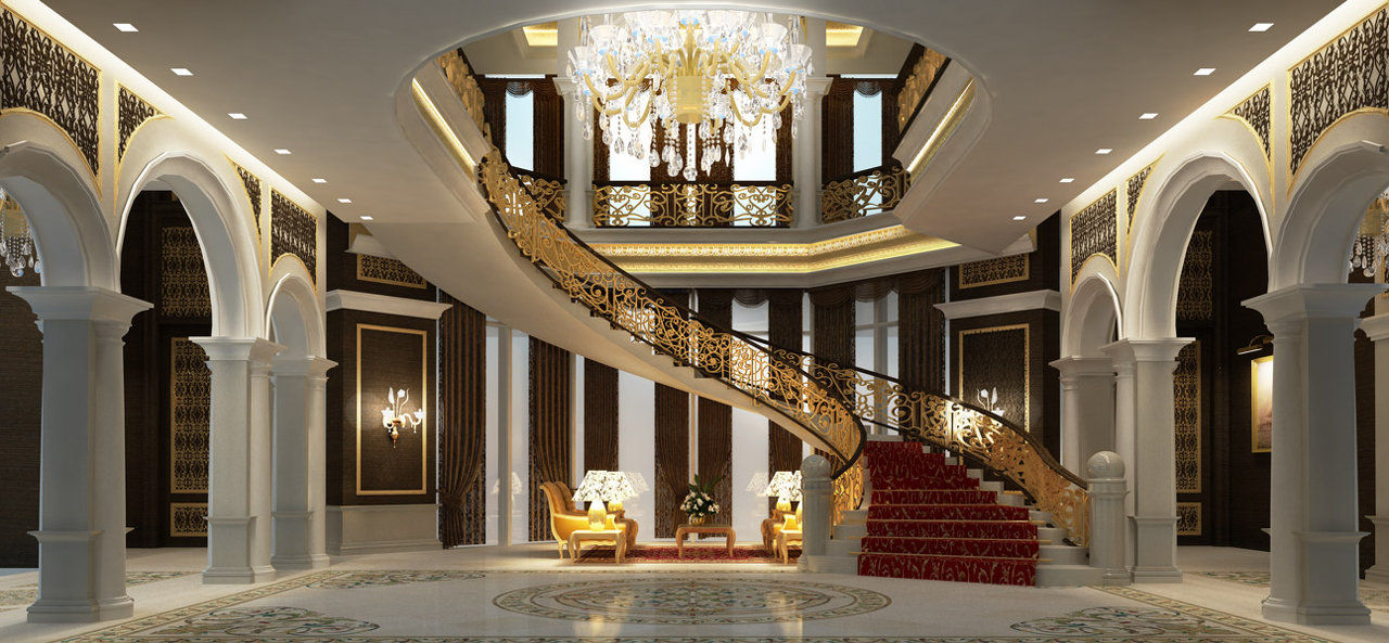 Ions design interior design dubai interior designer uae for Villa interior design dubai