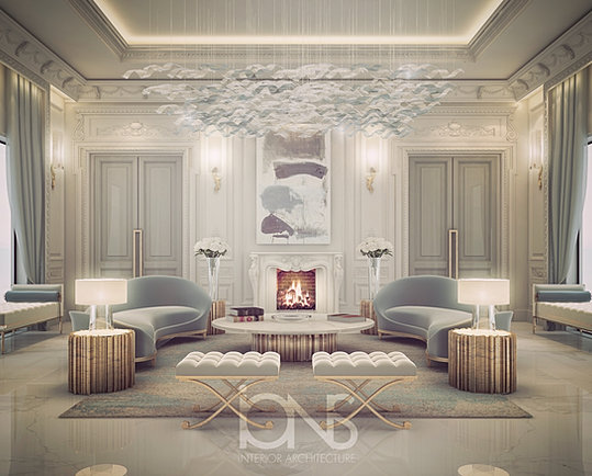 Ions luxury interior design dubai interior design for Interior design qatar