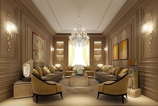 Ions luxury interior design dubai interior design for Living room ideas dubai