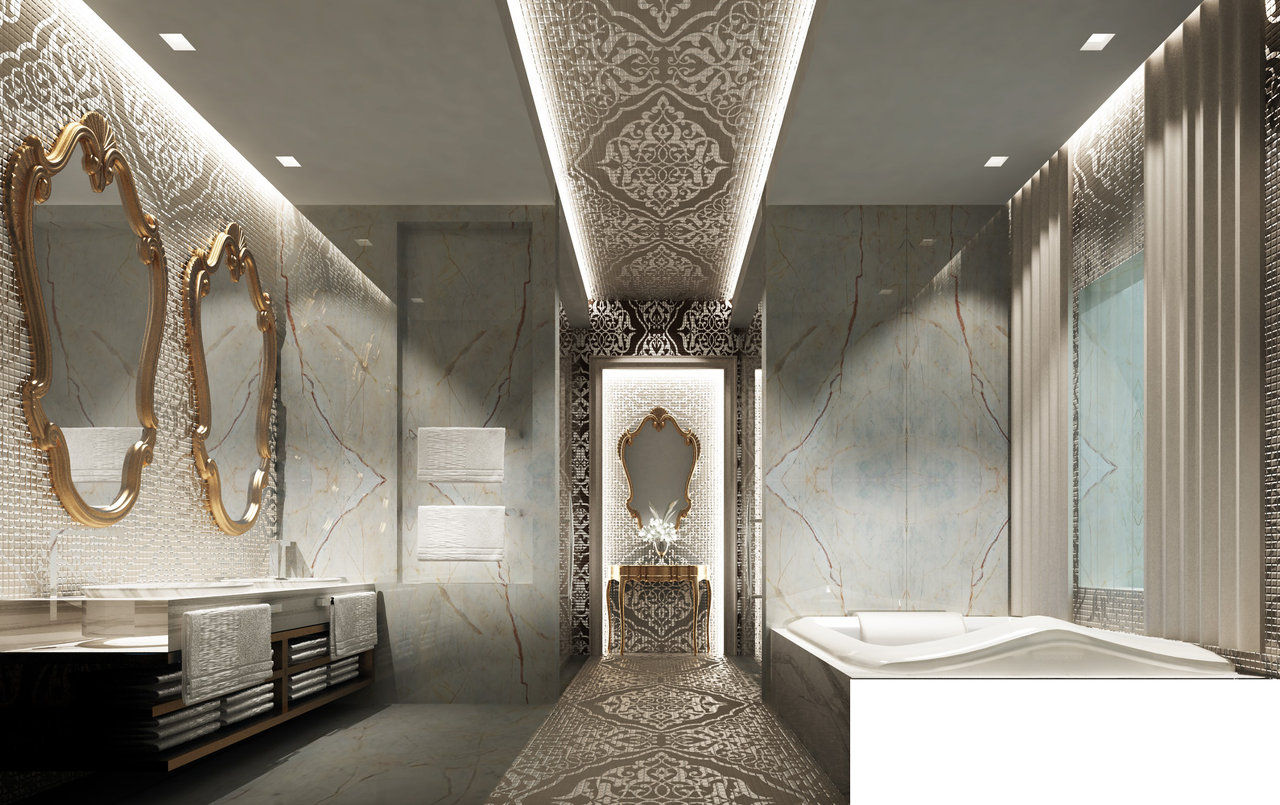 Ions design interior design dubai interior designer uae Bathroom design jobs dubai