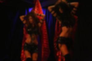 moonhoar theatrical bellydance, moonhoar, burlesque, bella blue, trixie minx, fleur de tease