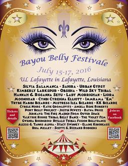 bayou belly festival