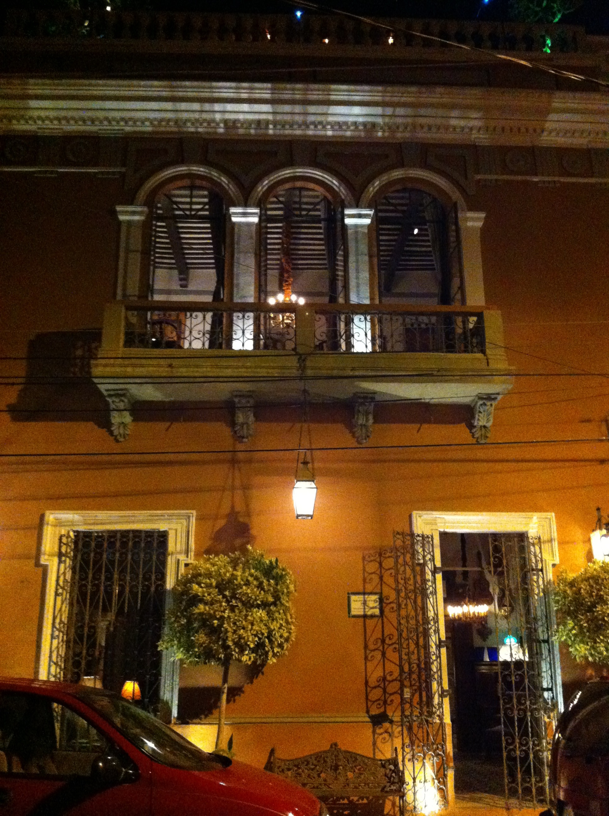 Merida romantic small historic downtown hotel casa mexilio for Small intimate hotels