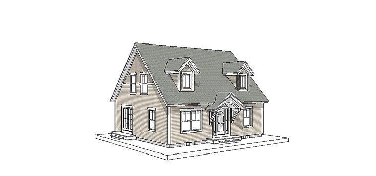 Timber Frame House Plans