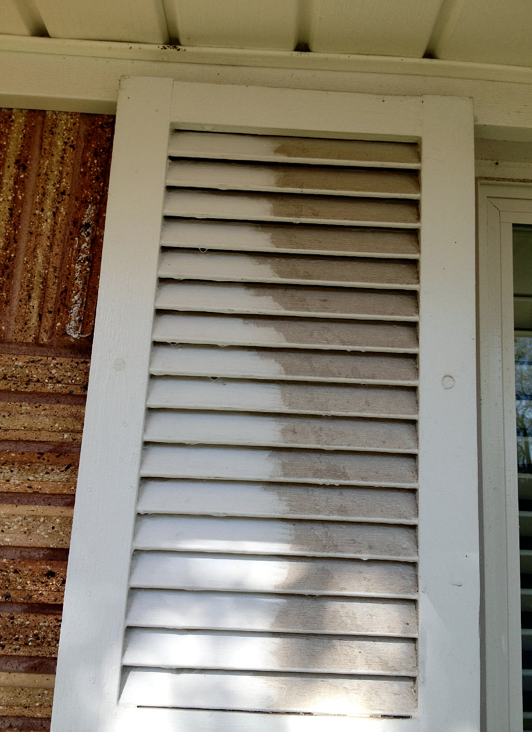 House Beautiful Dallas Exterior Window Shutters