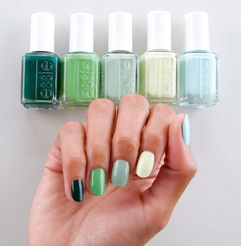 Green Nail Polishes To Buy For The Perfect Spring Manicure ...