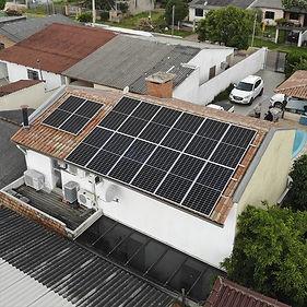Eldorado do Sul/RS, residencial, 4,97kWp