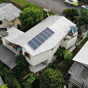 Sapiranga/RS, residencial, 2,04kWp