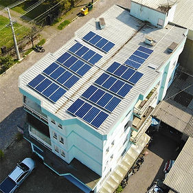 Farroupilha/RS, residencial, 13,6kWp