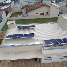 Osório/RS, residencial, 3,51kWp