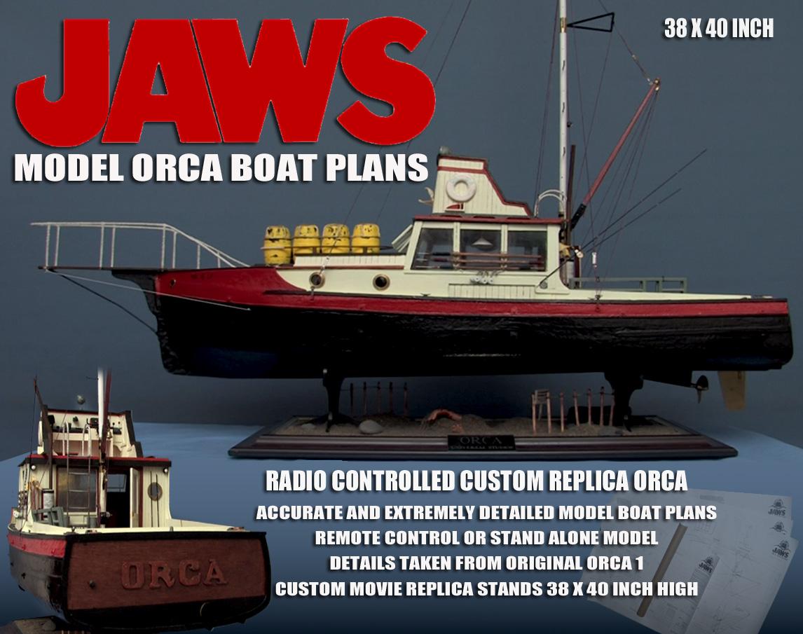 Rc Boat Build Kit