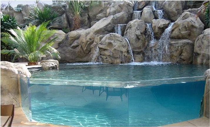 Fuentes interactivas - Cristales para piscinas ...